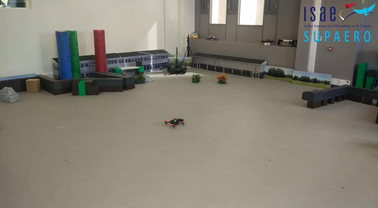 Automatic landing